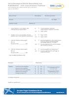 Beurteilung von Praktikanten mit nicht vorgeschriebenem Praktikum Download