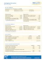 BKK Linde Arbeitgeberinformationen ab 01.01.2019 Download