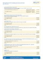 BKK Linde Beitragsübersicht für Freiwillig Versicherte mit Kind (ab 01.09.2019) Download