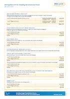 BKK Linde Beitragsübersicht für Freiwillig Versicherte mit Kind (ab 01.01.2020) Download