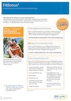 Infoblatt Eigenfinanzierte Gesundheitsleistungen Download