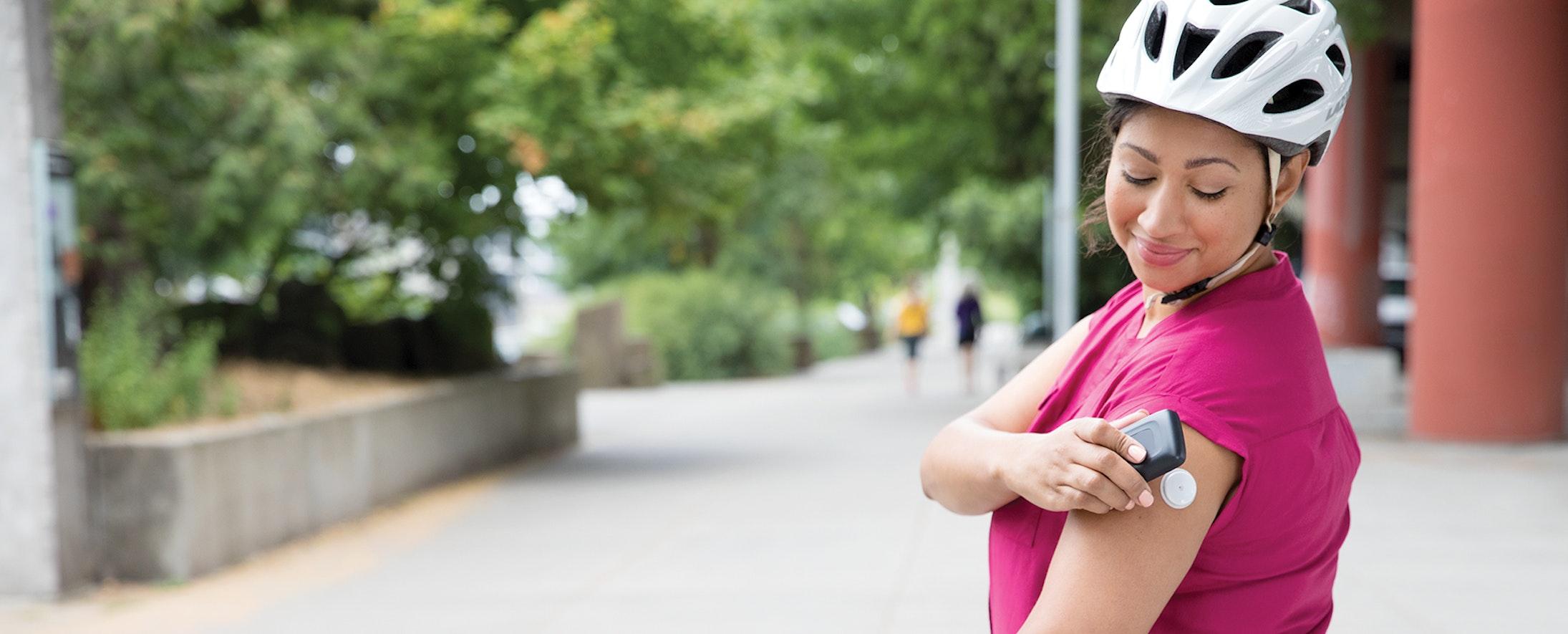 FreestyleLibre2 - Glukosewertmessung in Ihren Alltag