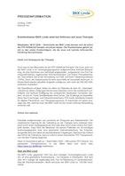 Presseinformation HüfteKnie-Therapie