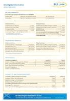 BKK Linde Arbeitgeberinformationen ab 01.09.2020 Download