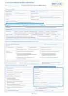 Mitgliedschaftantrag für Pflichtversicherte Download