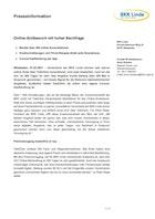 Presseinformation Zwischenfazit TeleClinic Download
