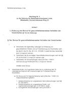 Nachtrag Nr. 3 zur Satzung der Betriebskrankenkasse Linde Download